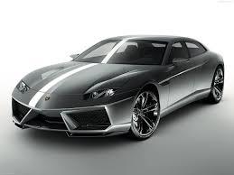 real futuristic cars lamborghini estoque concept 2008 pictures information u0026 specs