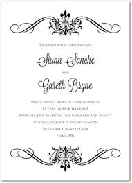 wedding invitation templates do it yourself and template