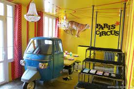chambre d hote montmartre circus gite insolite à montmartre bertrand de neuville
