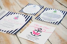 wedding invitations queensland nautical noosa wedding letterpress