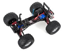 monster jam rc truck traxxas