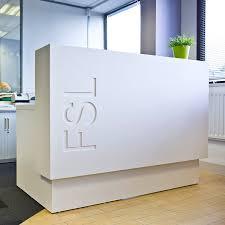 Corian Reception Desk Evoke Reception Desks Corian Counters Apres Furniture Desk Compact