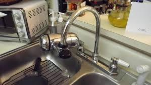 Kitchen Faucet Diverter Valve Repair Delta Faucets Kohler Kitchen Faucet Repair Faucet Diverter