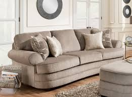 Simmons Upholstery Furniture Simmons Upholstery Living Room Kingsley Sofa 053363 Furniture