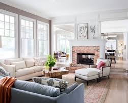 living rooms with two sofas two different couches houzz of living room ideas 2 sofas marzos com