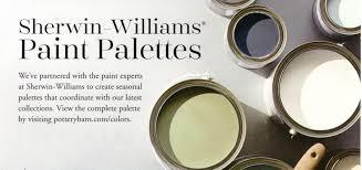 pottery barn paint palette j marie u0027s perspective