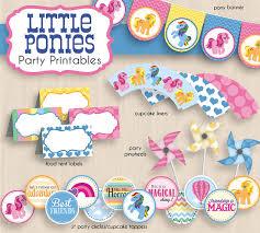 pony u0026 my little pony party supplies lifes little celebration