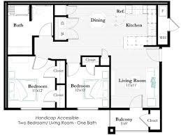 remington apartments floor plans