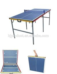 portable table tennis table portable mini table tennis table for kids buy table tennis table