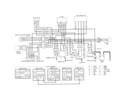 Wiring Diagram With Schematics For A 1998 400 4x4 Arctic Cat 4 Wheeler 86 Trx250r Wiring Diagram Wiring Diagram And Schematic