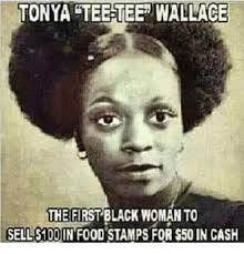 Tonya Meme - tonya teetee wallace the first black woman to ell s100in food sts