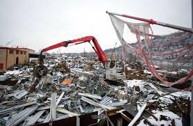 steel scrapyards in u s feel effects of turkey u0027s tarnished