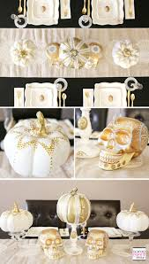 halloween dinner party table 3 ways vintage spider theme