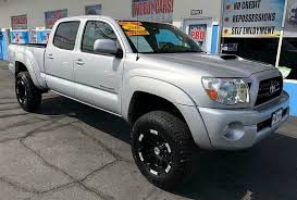 toyota credit bank sold 2008 toyota tacoma prerunner in bellflower