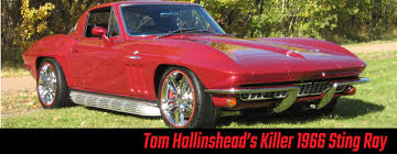 mid year corvettes ls1 powered 1966 sting restomod timeless made better