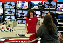 black friday target electronics retailers reel on year u0027s biggest shopping day news the times