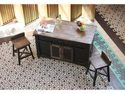international furniture direct pueblo black kitchen island great