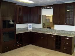 impressive espresso kitchen cabinets ideas u2014 emerson design