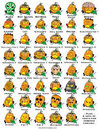 downloadable pumpkin patterns from extreme pumpkins com
