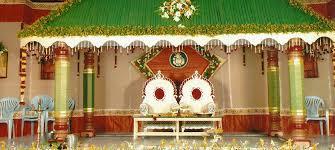 Mandap Decorations Palani Wedding Decorators Reception Decorators And Planners