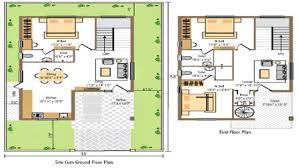Vastu Floor Plans North Facing Small Bedroom Plan North East Facing Duplex House Plan Facing