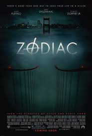 zodiac poster 1 of 3 imp awards