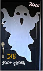 Scary Halloween Door Decorations by 55 Ghost Halloween Door Decorations Halloween Spirit I 039 M
