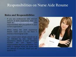 Nursing Aide Resume Sample by Unforgettable Nursing Aide And Assistant Resume Examples To Stand