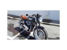 triumph thruxton 900 for sale used motorcycles on buysellsearch
