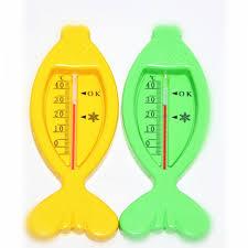 bathtub thermometer floating baby baby bath water thermometer floating plastic children toy