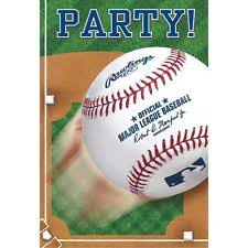 birthday child baseball greeting cards invitations ebay