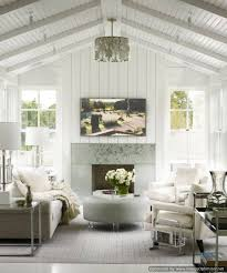 Cottage Style Living Rooms by Modern Cottage Style Living Rooms With Modern Floor Lamps And