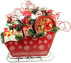 large christmas send christmas gift baskets and hanukkah baskets gift basket