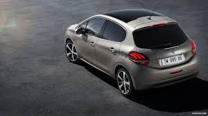 peugeot grey 2016 peugeot 208 5 door ice grey rear hd wallpaper 4