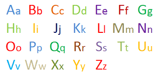 capital letters english lesson