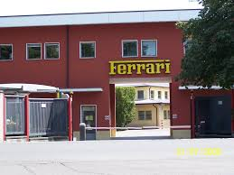 ferrari factory building panoramio photo of maranello italy italien firmen zentrale
