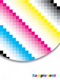 Cmyk Spectrum Cubic Cmyk Background U2014 Stock Vector Vipervxw 2679379