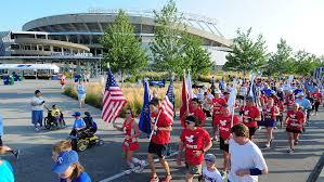 Kauffman Stadium Map Royals Charities 5k Run Walk Kansas City Royals