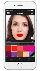 make up artist app sephora artist app now allows you to try on thousands of