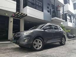 hyundai tucson second second hyundai tucson gls 2013 model used cars philippines