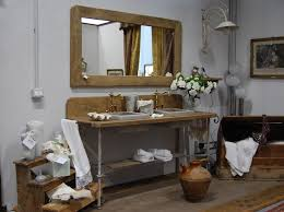 provence double sink vanity standing double wooden vanity unit romarin by bleu provence