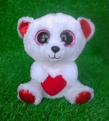 2017 collection ty beanie boos 2015 ty big eyes white bear
