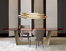 kitchen table italian furniture luxury modern dining room sets