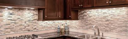 how to do backsplash tile in kitchen how to install your kitchen tile backsplash synergy companies