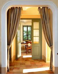 ways to hang curtains best 25 doorway curtain ideas on pinterest girls bedroom