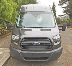 van ford transit 2017 ford transit 350 twin turbo v6 cargo van why is it so