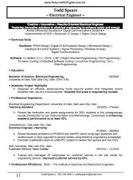 Electrical Engineering Resume Samples by 7 Best Resume Images On Pinterest Engineers Resume Format And