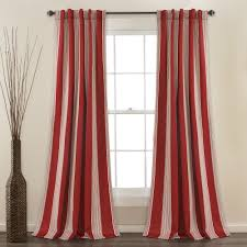 Curtains Set Wilbur Window Curtain Set Lush Decor Www Lushdecor