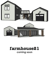One Story Farmhouse by 100 Farmhouse Plans Traditional Style House Plan 3 Beds 2