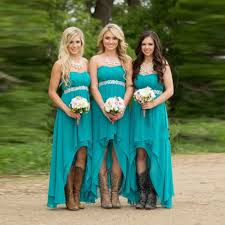 aquamarine bridesmaid dresses bridesmaid dresses two colours